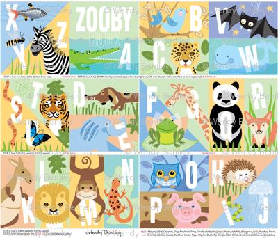 Zooby_Book-Wendy_Bentley