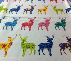 Multi patterned stags