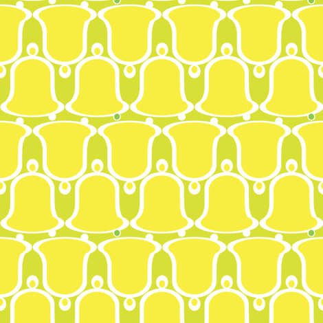 ding-a-ling citrus fabric by bussybuffu on Spoonflower - custom fabric