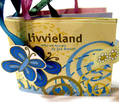Livvieland Cloth Book
