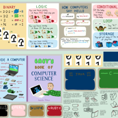 Baby's Book of Computer Science
