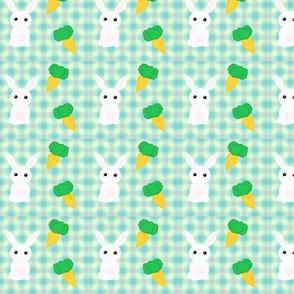Little Plaid Bunny