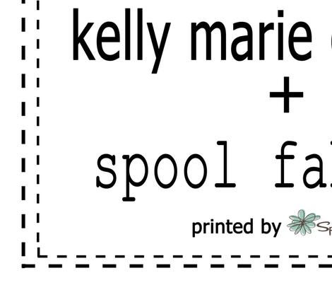 kmd3 fabric by kellymarieba on Spoonflower - custom fabric