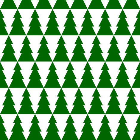 plain firs fabric by sef on Spoonflower - custom fabric