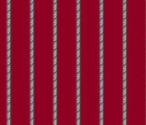 spottedstripe fabric by glimmericks on Spoonflower - custom fabric
