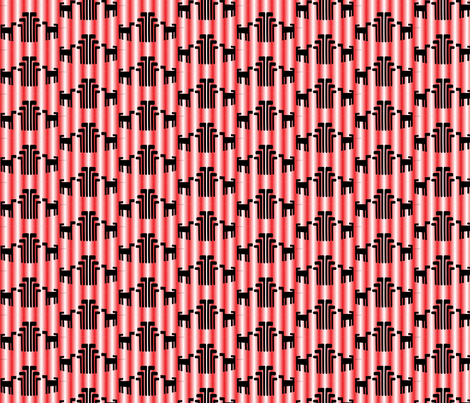 candystripedog fabric by raven_miller on Spoonflower - custom fabric