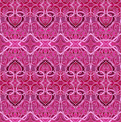 Valentines Way fabric by edsel2084 on Spoonflower - custom fabric