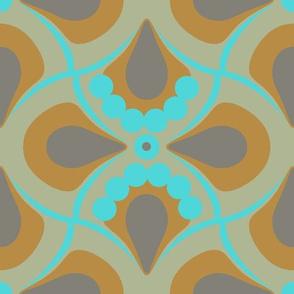 featherly aqua dot