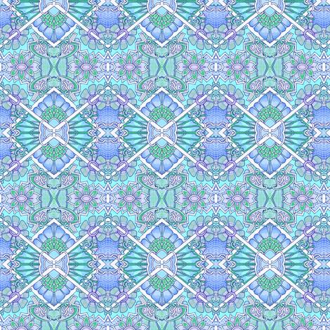 Little Boy Blue  fabric by edsel2084 on Spoonflower - custom fabric