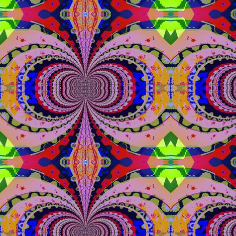 Happy Hollidays by Evandecraats fabric by _vandecraats on Spoonflower - custom fabric