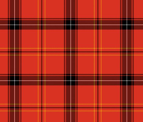 Tartan Plaid 22, L fabric by animotaxis on Spoonflower - custom fabric