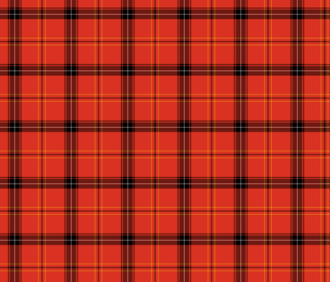 Tartan Plaid 22, S fabric by animotaxis on Spoonflower - custom fabric
