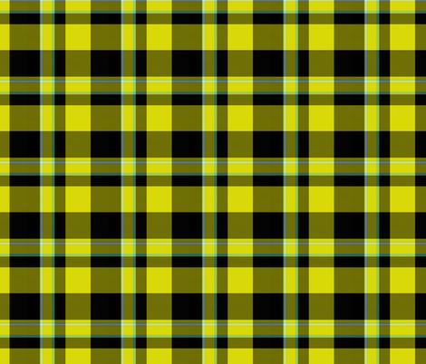 Tartan Plaid 24, S fabric by animotaxis on Spoonflower - custom fabric