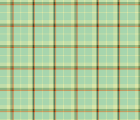Tartan Plaid 27, S fabric by animotaxis on Spoonflower - custom fabric