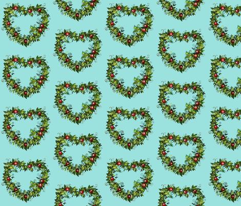 I Love Ladybugs! fabric by golders on Spoonflower - custom fabric