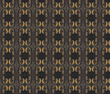 calavera_tzompantli fabric by loris on Spoonflower - custom fabric