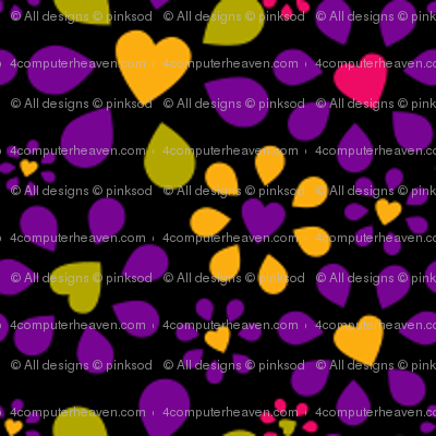 1,000 Bits Of Love - Jewel Tone - © PinkSodaPop 4ComputerHeaven.com