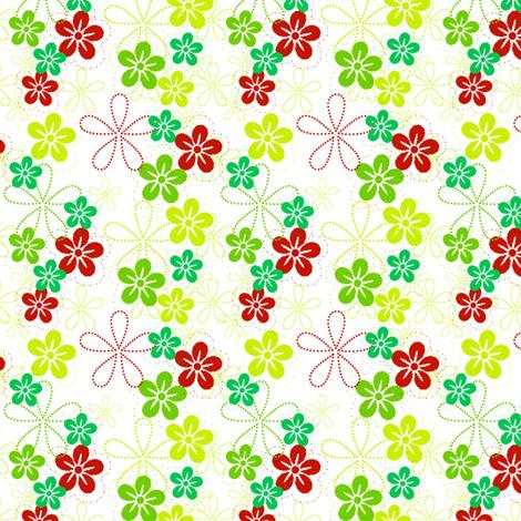 ISLAND HOT! - © PinkSodaPop 4ComputerHeaven.com fabric by pinksodapop on Spoonflower - custom fabric