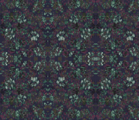 Catleidoscope Catmo 2 - Amethyst-Mint Mix fabric by jenithea on Spoonflower - custom fabric