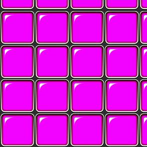 Pink Shiny Tiles