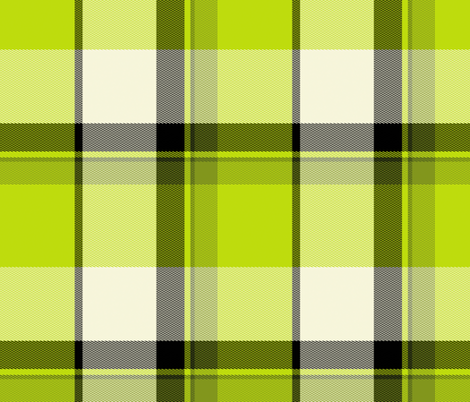 Tartan Plaid 50, L fabric by animotaxis on Spoonflower - custom fabric