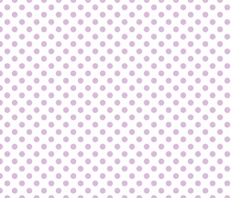 grape gauze dot fabric by keweenawchris on Spoonflower - custom fabric