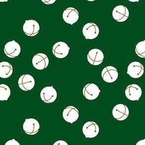 Jingle Bells (green and white)
