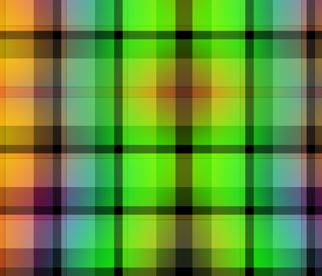 Tartan Plaid 41, L fabric by animotaxis on Spoonflower - custom fabric