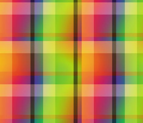 Tartan Plaid 36, L fabric by animotaxis on Spoonflower - custom fabric