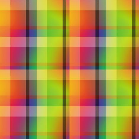Tartan Plaid 36, S fabric by animotaxis on Spoonflower - custom fabric