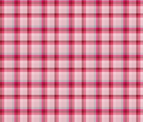 Tartan Plaid 40, S fabric by animotaxis on Spoonflower - custom fabric
