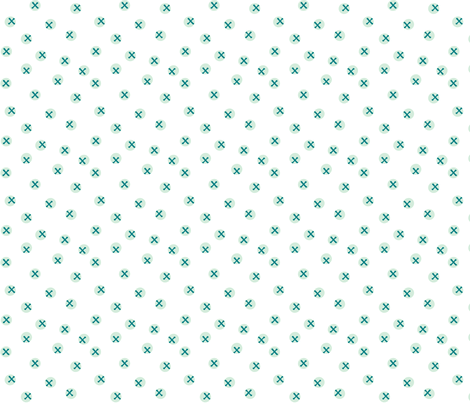Jingle Bells Snowy fabric by jenimp on Spoonflower - custom fabric