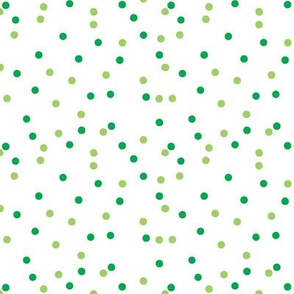 Green spots