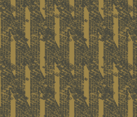 Tire Tracks fabric by evenspor on Spoonflower - custom fabric