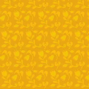 tulipanky zluta