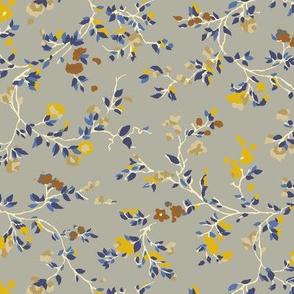 floral vine - colorway22