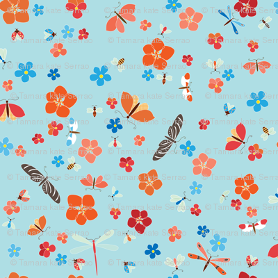 Bugs & Blooms