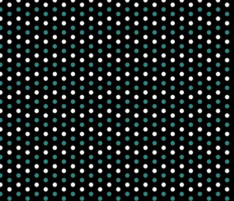 Coordinate Polka Dot fabric by pond_ripple on Spoonflower - custom fabric