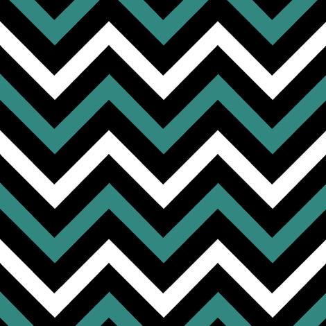 Coordinate Chevron  fabric by pond_ripple on Spoonflower - custom fabric