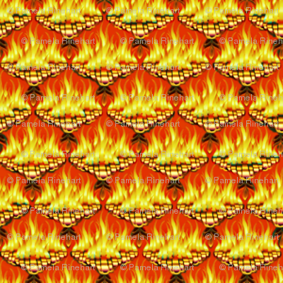 MICRO20 Flamestitch - Goldenfire