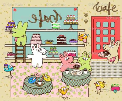 Kato's Cafe