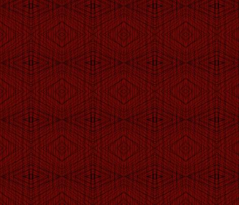BklynBridge-black&red fabric by relative_of_otis on Spoonflower - custom fabric