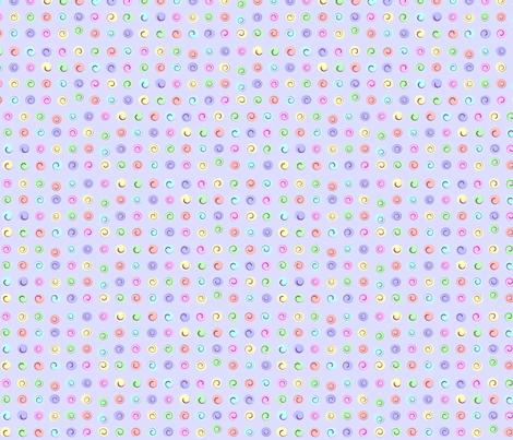 coordinates_-_dots18x21 fabric by cutekittypunk on Spoonflower - custom fabric
