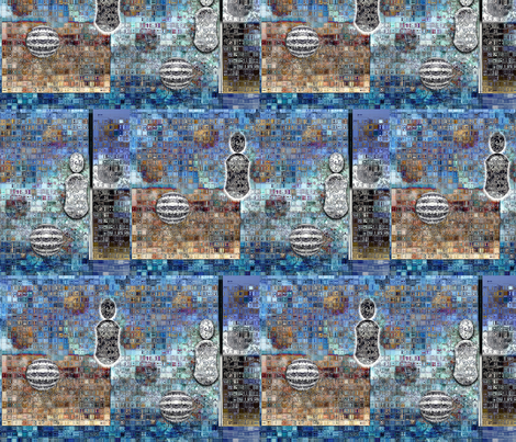 enigma_vari fabric by schanman on Spoonflower - custom fabric