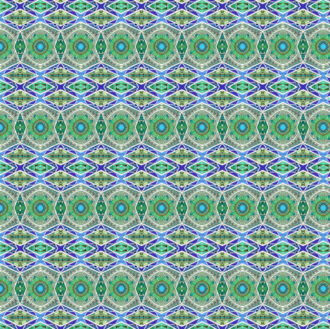Diamond Jubilee fabric by edsel2084 on Spoonflower - custom fabric