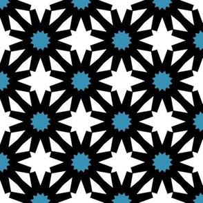 Epiphany Stars (Blue)