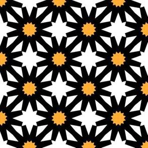 Epiphany Stars (Yellow)