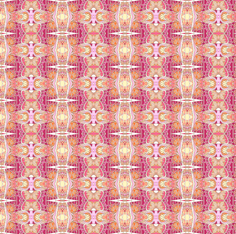 Under the Influence of Fairies fabric by edsel2084 on Spoonflower - custom fabric
