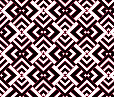 Weave fabric by pond_ripple on Spoonflower - custom fabric