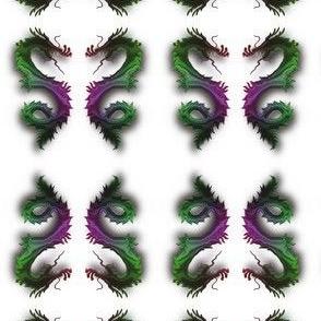 Green Purple Dragon, S